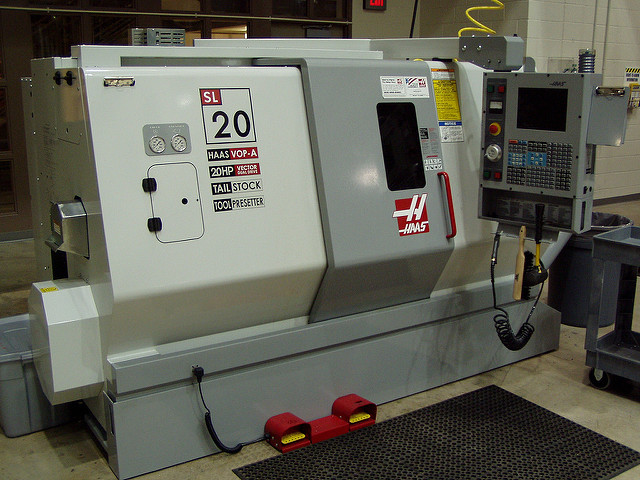 Computer Numerical Control machine CNC