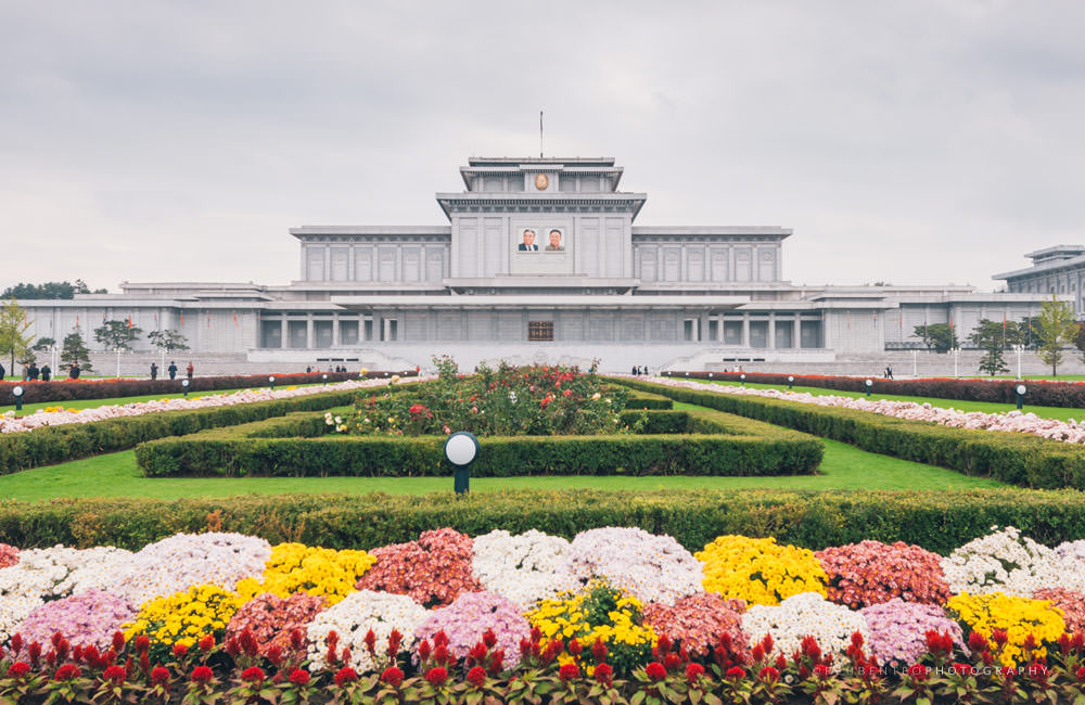Kumsusan Palace Of The Sun Pyongyang