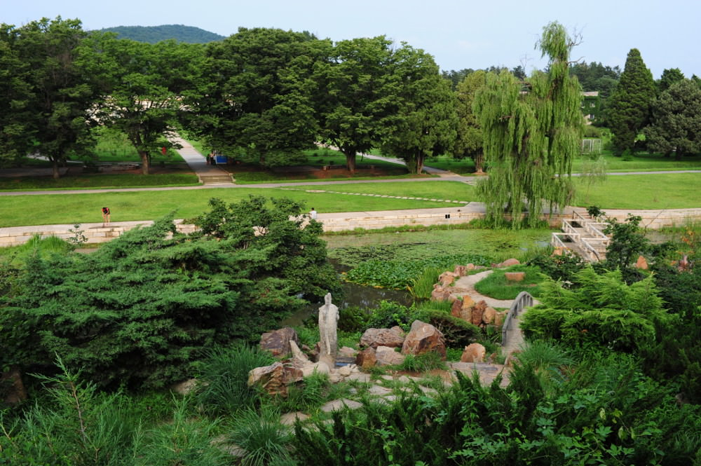 Pyongyang Central Botanical Gardens 1