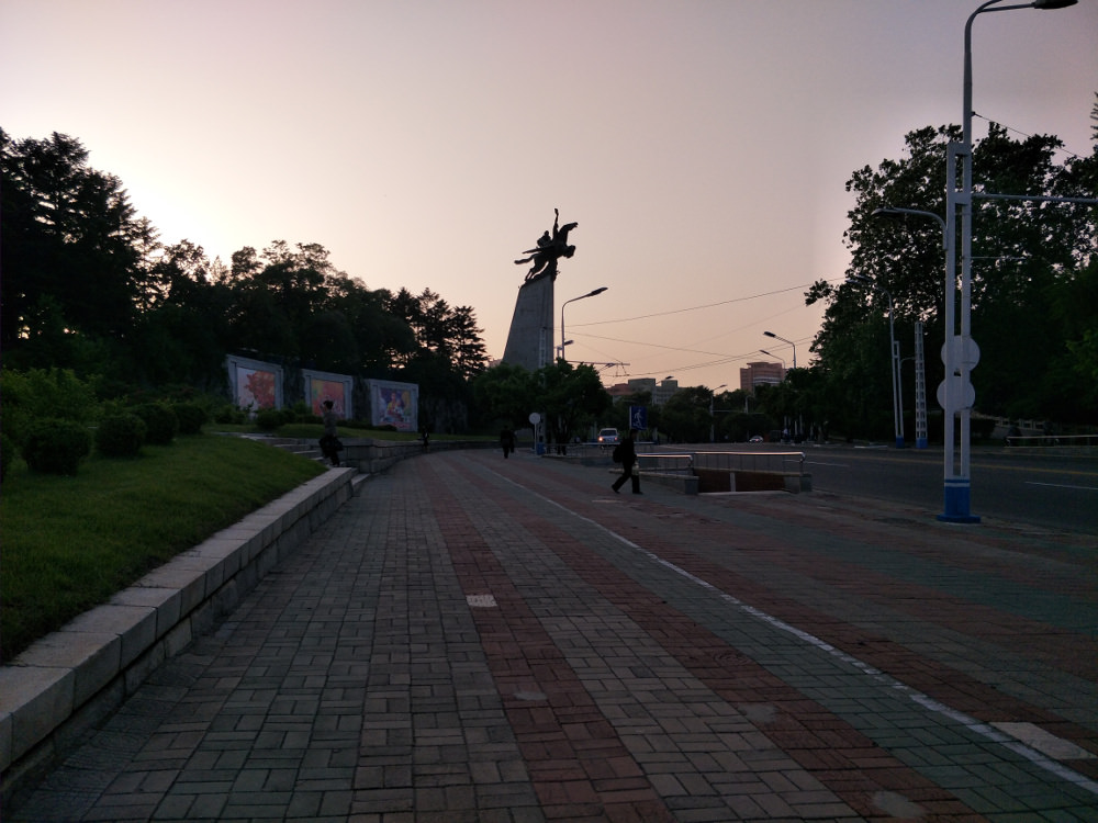First Cycle Chollima Statue 01