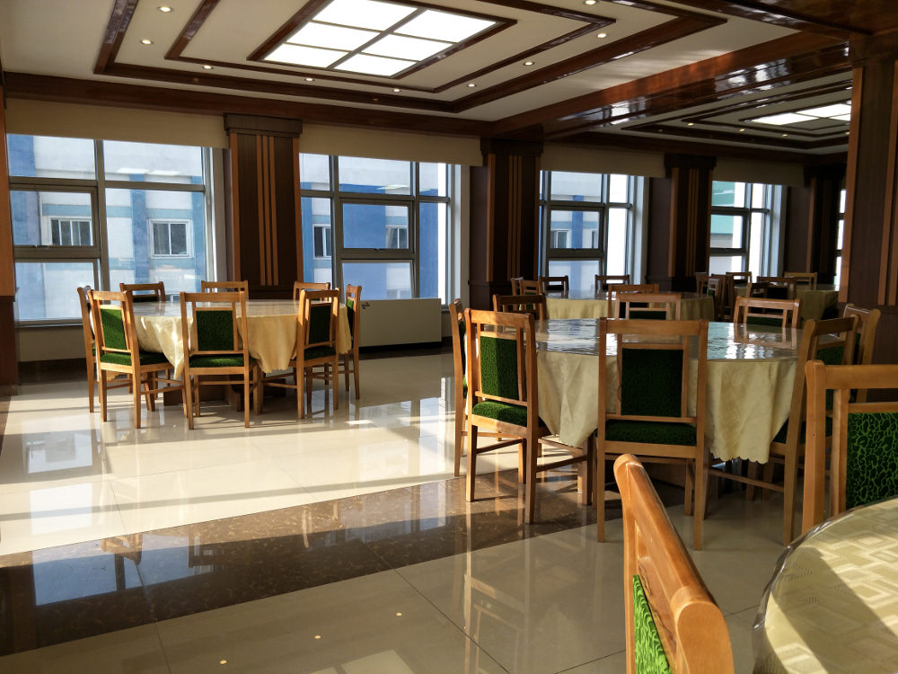 Kim Il Sung University Foreign Student Dormitory Side Restaurant 03
