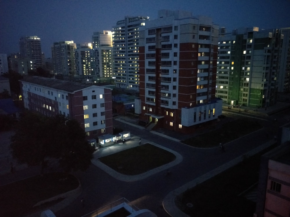Kim Il Sung University Foreign Student Dormitory View 10