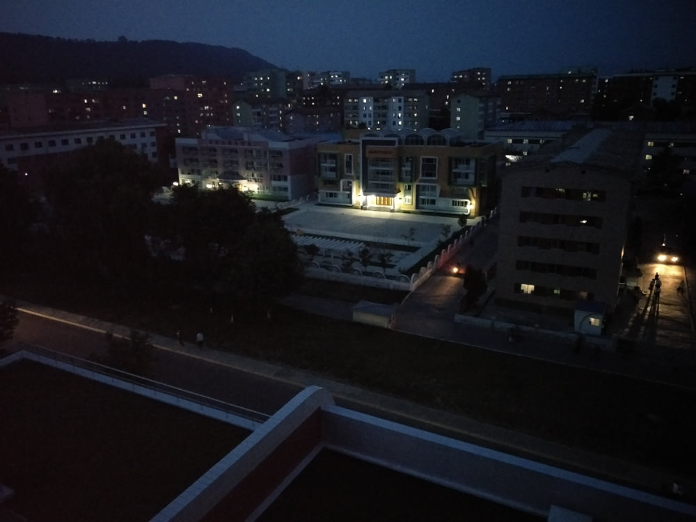 Kim Il Sung University Foreign Student Dormitory View 11