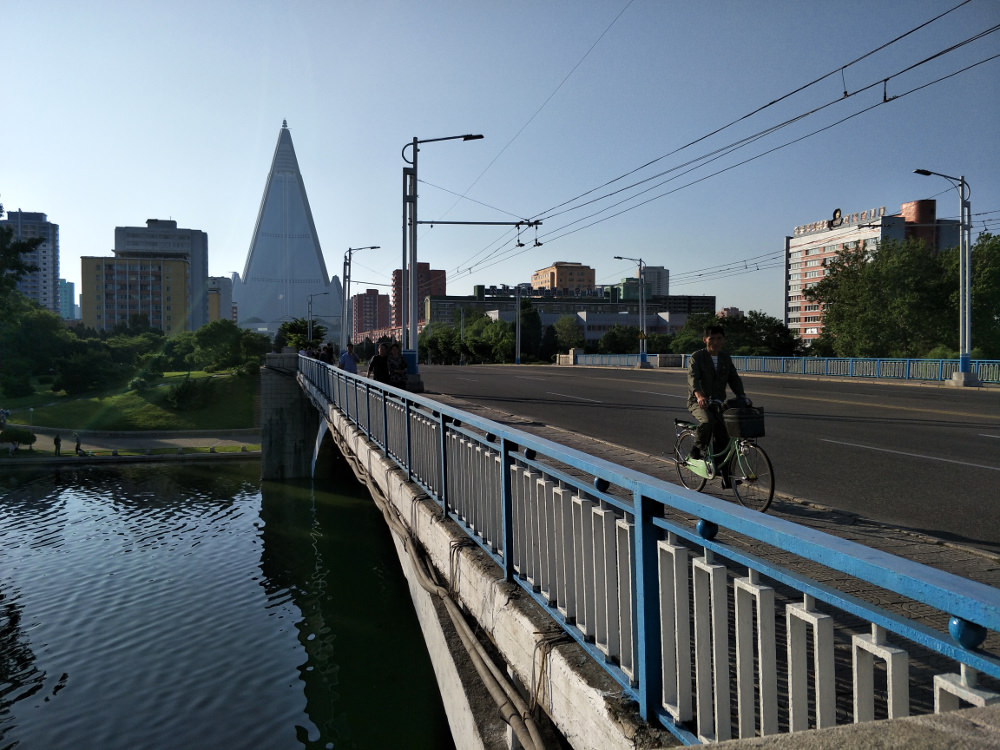 Potonggang District Ryugyong Hotel 01