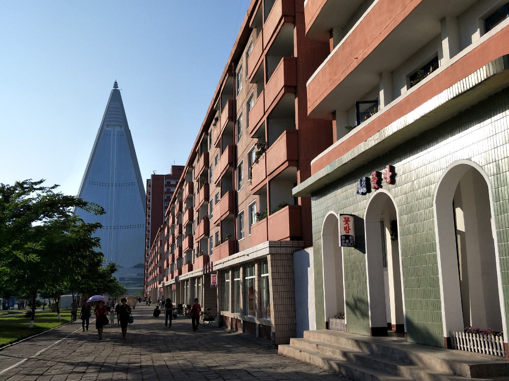 Potonggang District Ryugyong Hotel 04