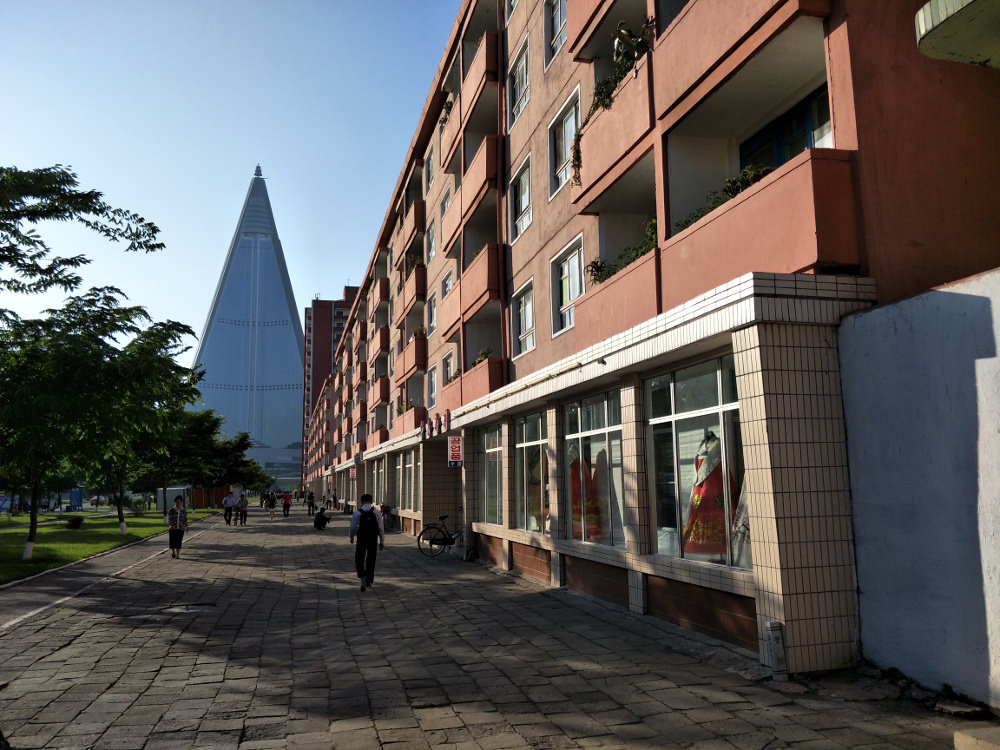 Potonggang District Ryugyong Hotel 05