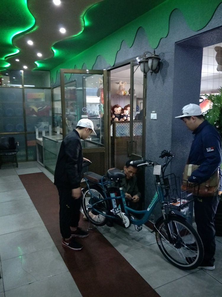 Pyongyang Bicycle Shop 평양자전거상점 02
