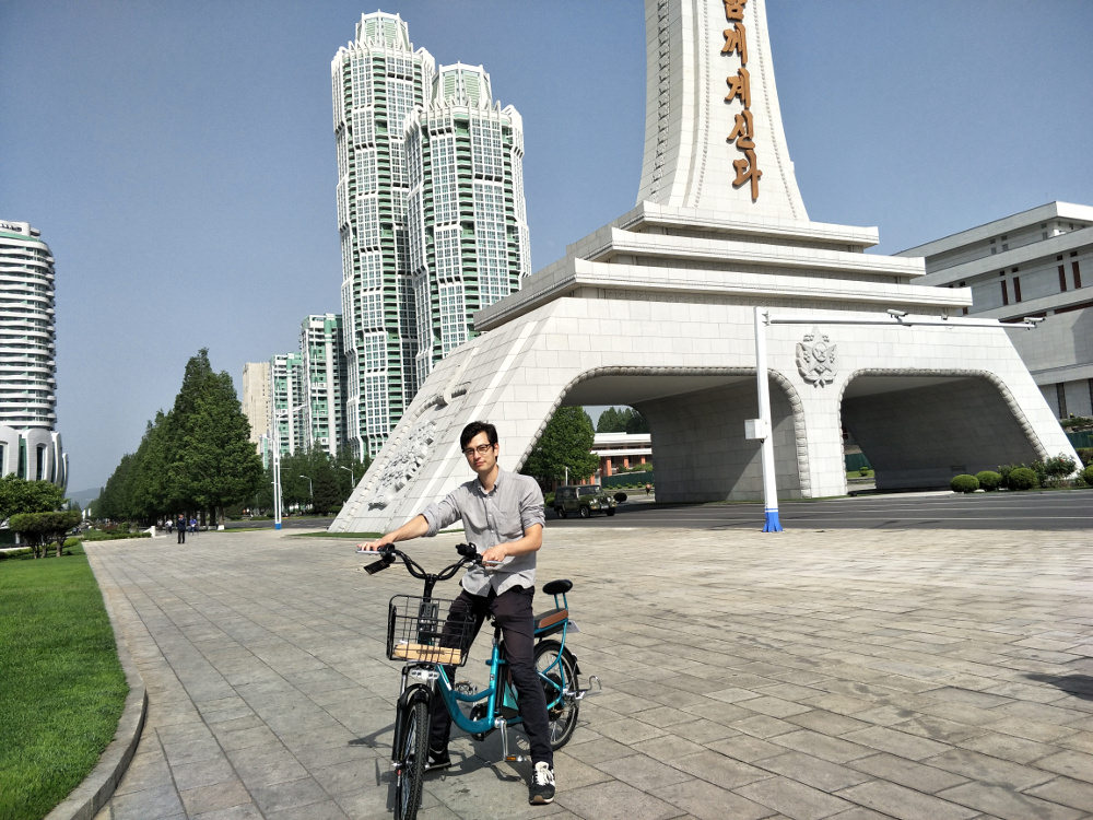 Pyongyang Bicycle Shop 평양자전거상점 03