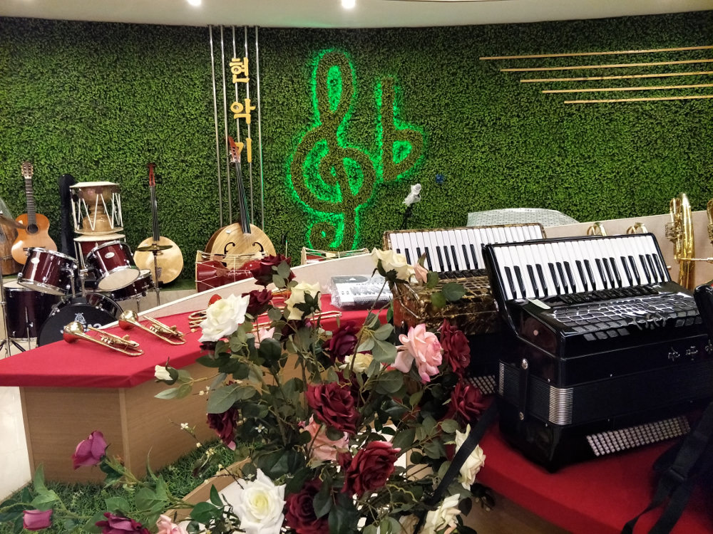 Ryongnamsan Musical Instrument Shop 01