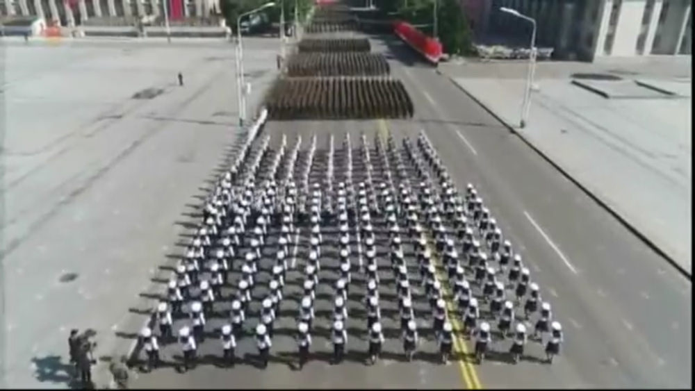 70th Anniversary National Day Military Parade 02